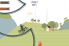 biker-street-spelen