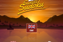 sunset-sudoku-menu